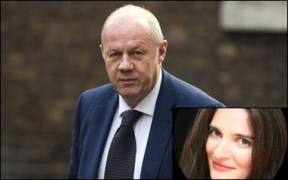 Molestie Westminster, anche attivista accusa segretario di Stato Green