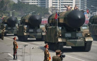 Corea del Nord, Seul avverte: possibili nuovi test missilistici