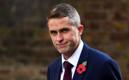 Scandalo Westminster, Williamson ministro Difesa al posto di Fallon