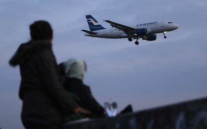 Finlandia, compagnia aerea pesa i propri passeggeri