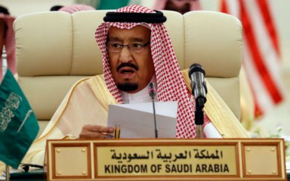 Arabia Saudita, spari vicino a palazzo reale: abbattuto drone