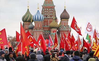 Anniversario della rivoluzione russa