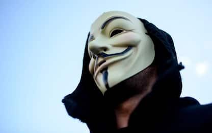 Anonymous: pubblicati dati sensibili ministeri, enti pubblici, partiti