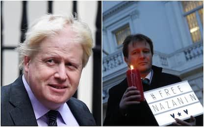 Gaffe di Boris Johnson mette a rischio donna inglese detenuta in Iran