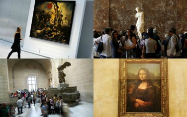 Louvre_Collage