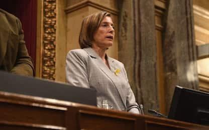 Catalogna: carcere per la presidente del parlamento catalano Forcadell