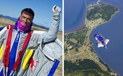 Muore sull'Everest Valery Rozov, star del base-jumping