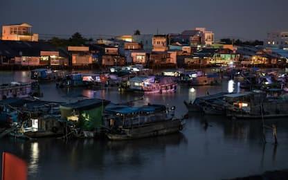 Città galleggianti, nel 2020 primo prototipo nella Polinesia francese