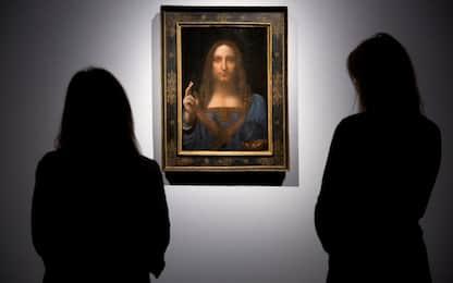 Arte, la rivelazione: il Salvator Mundi da 450 mln dollari è un falso