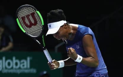 Svaligiata la casa di Venus Williams, furto da 400mila dollari
