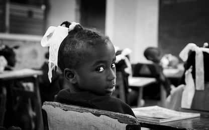 Fotografie da Haiti colorano Microsoft