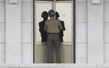 Ansa-soldato_CoreaNord