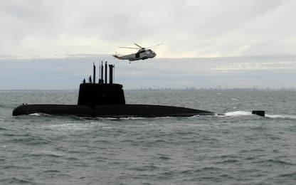 Sottomarino scomparso, preoccupazione per ossigeno in esaurimento