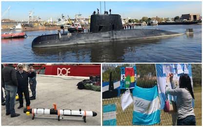 Sottomarino argentino scomparso, nuovo indizio nelle ricerche