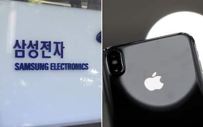 Apple: display Oled su Mac e iPad per non pagare penale a Samsung