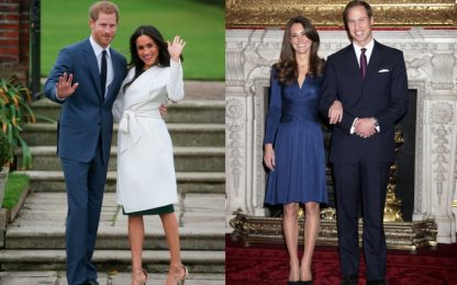 Meghan-Kate, look a confronto