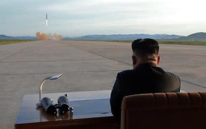 Corea del Nord, Kim Jong-un: stop a test nucleari e missilistici