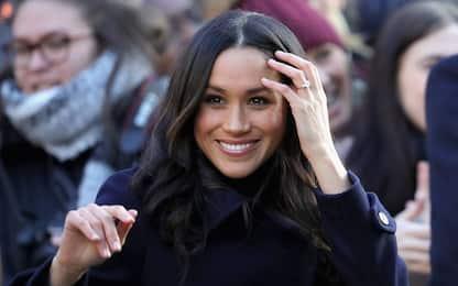 Meghan Markle trascorrerà il Natale con la Royal Family