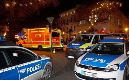 Germania, pacco sospetto a Potsdam: evacuato mercatino natalizio