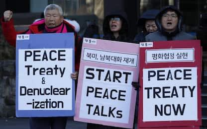 Esercitazione aerea Usa-Sud Corea. FOTO