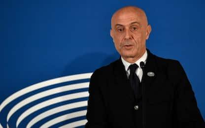 """Minniti: """"Possibile ci siano foreign fighters nei flussi migratori"""""""