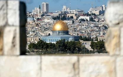 Gerusalemme, attacco alla Spianata delle Moschee: ucciso attentatore