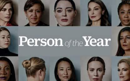 Time, il personaggio dell'anno 2017 è il movimento #MeToo