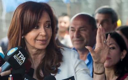 Argentina, un magistrato chiede l'arresto di Cristina Kirchner