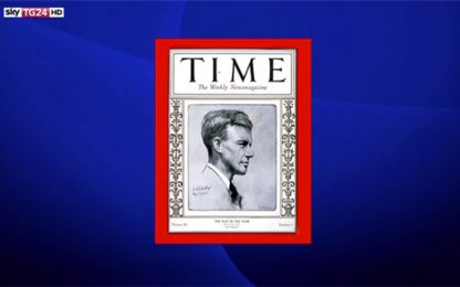 Da Hitler alle donne di #MeToo: i 90 anni di Time