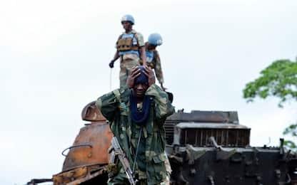 Attacco ai caschi blu dell'Onu in Congo: 14 morti e oltre 40 feriti