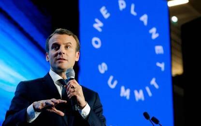 Cambiamento climatico, Macron: Trump cambierà idea su accordo Parigi