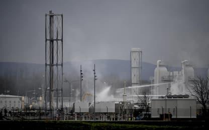 Austria, scoppia impianto: stop gas russo in Italia. Il prezzo sale