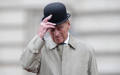 Principe Filippo in ospedale: ricoverato per un intervento all'anca