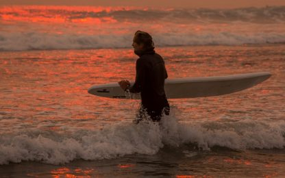 In California il surf diventa sport di stato
