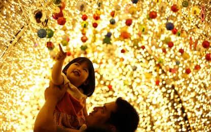 Birmania, si accendono le luci di Natale