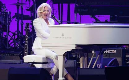 """""""Your Song"""", l'interpretazione di Lady Gaga della hit di Elton John"""