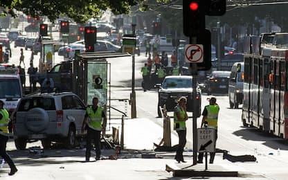 Melbourne, Suv sui passanti: c'è anche un italiano fra i 19 feriti