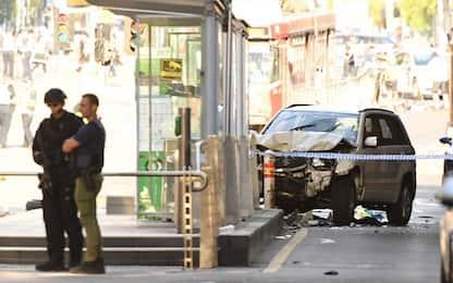 """Australia, auto su passanti: 19 feriti. Polizia: """"No prove terrorismo"""""""