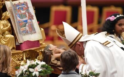 Papa Francesco: è Gesù che dà a tutti il documento di cittadinanza