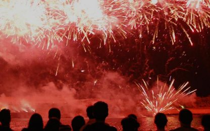 Fuochi d'artificio, la normativa e le sanzioni previste