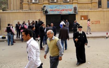 Egitto, attentati in chiesa copta e in negozio: 12 morti