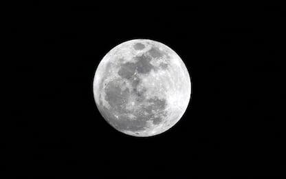 Nel cielo di maggio la quarta Superluna del 2020: quando ammirarla