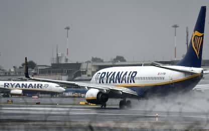 Ryanair riduce voli invernali al 40% e chiude 3 basi
