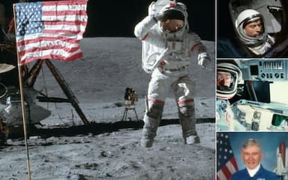 E' morto John Young, astronauta che camminò sulla luna