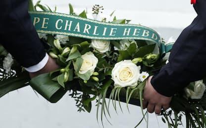Tre anni fa l'attentato a Charlie Hebdo