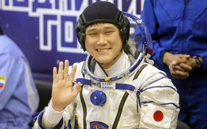 """""""Balle spaziali"""", astronauta Kanai: """"In Iss cresciuto di 9 cm, anzi 2"""""""