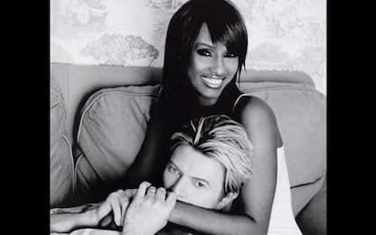 David Bowie, la moglie Iman lo ricorda a due anni dalla morte