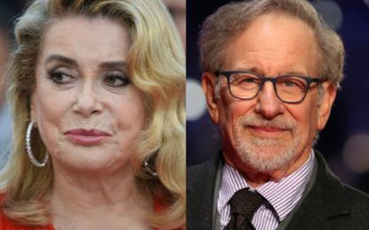 Steven Spielberg contro Deneuve: #MeToo non è una caccia alle streghe