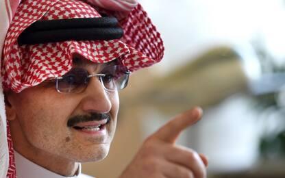 Principe saudita Alwaleed è stato trasferito in carcere