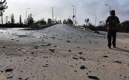 Libia nel caos, dal 2011 il Paese è spaccato in due